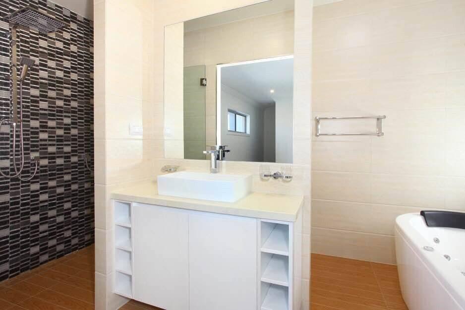 Project Case: Australian Full Custom Kitchen Cabinet Project-DAM Cabinet Project - 5