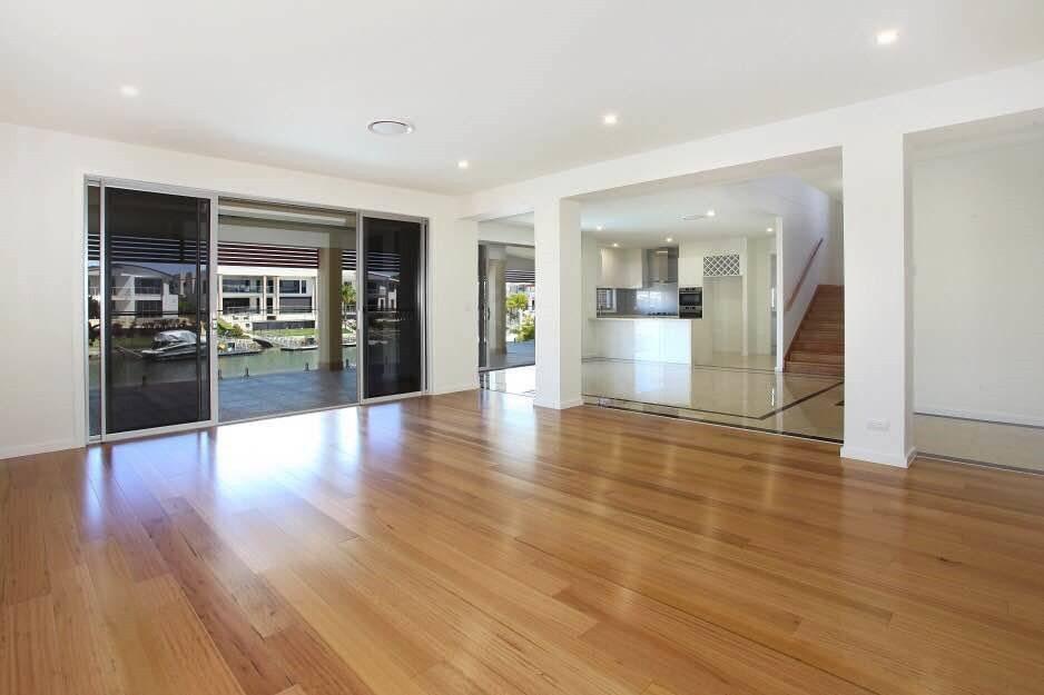 Project Case: Australian Full Custom Kitchen Cabinet Project-DAM Cabinet Project - 14