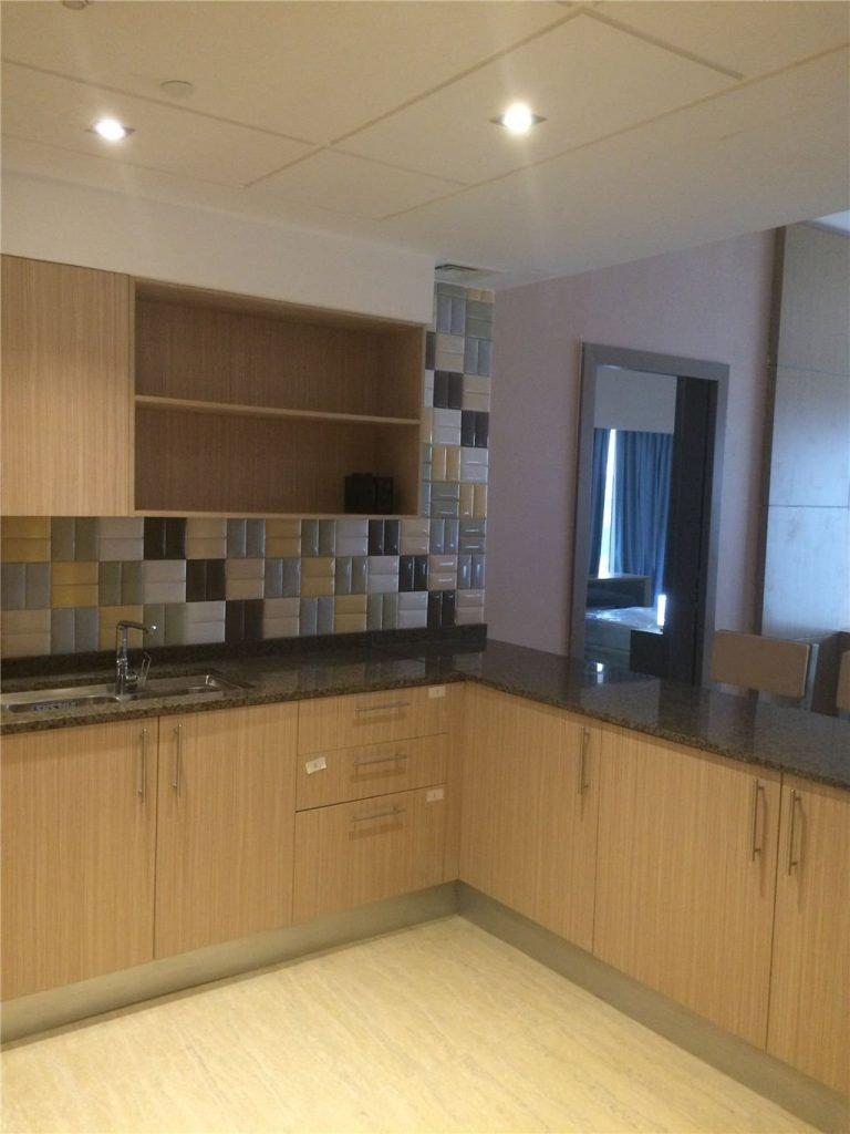 Asia Qatar(Doha) Full Custom Kitchen Cabinet Project-SAK Cabinet Project - 5