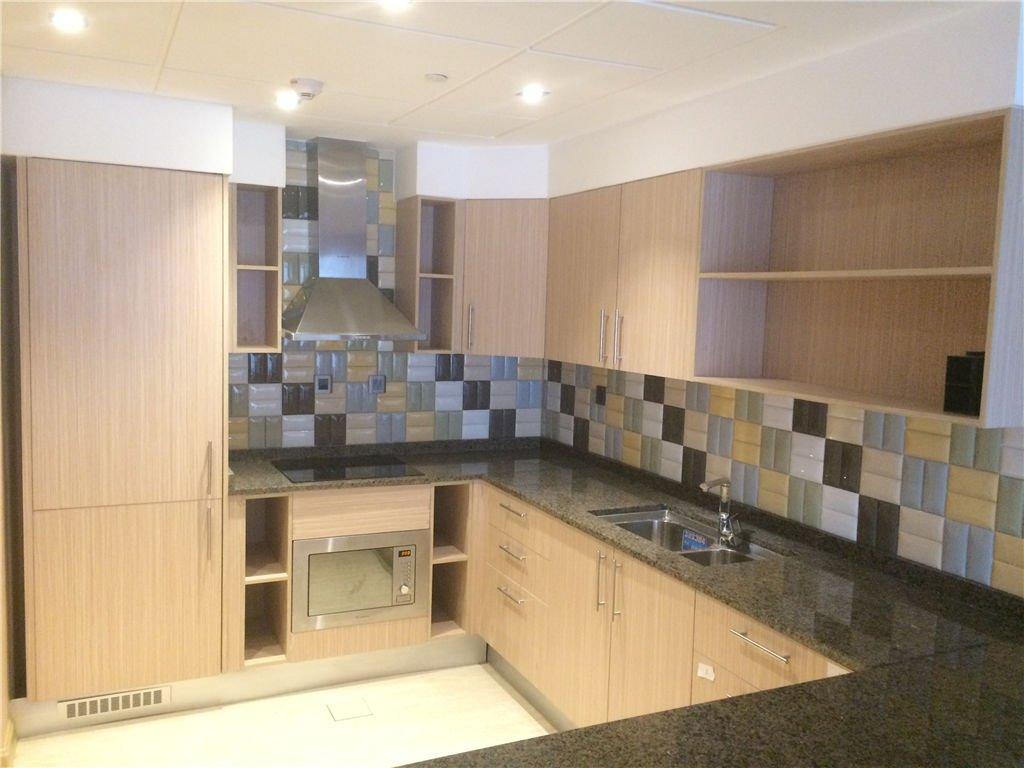 Asia Qatar(Doha) Full Custom Kitchen Cabinet Project-SAK Cabinet Project - 2