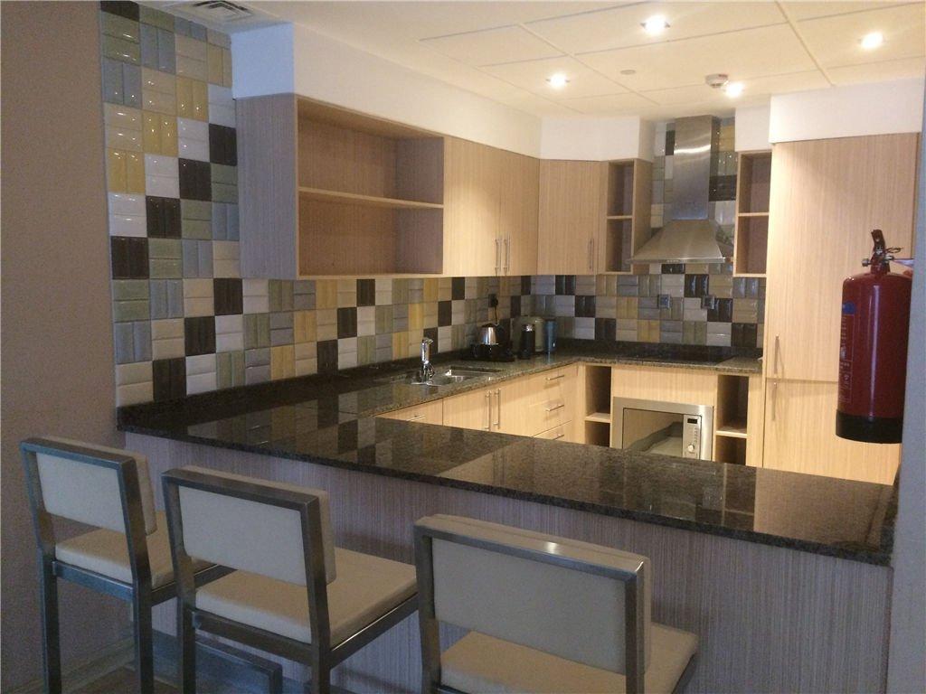 Asia Qatar(Doha) Full Custom Kitchen Cabinet Project-SAK Cabinet Project - 4