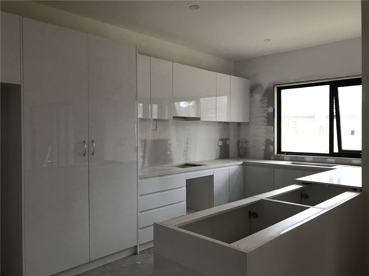 Australian(Melbourne) Full Custom Kitchen Cabinet Project-ORE Cabinet Project - 1