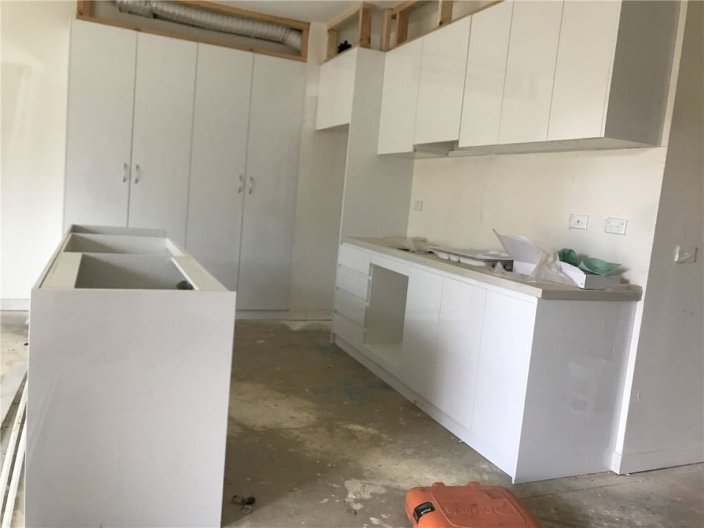 Australian(Melbourne) Full Custom Kitchen Cabinet Project-ORE Cabinet Project - 4