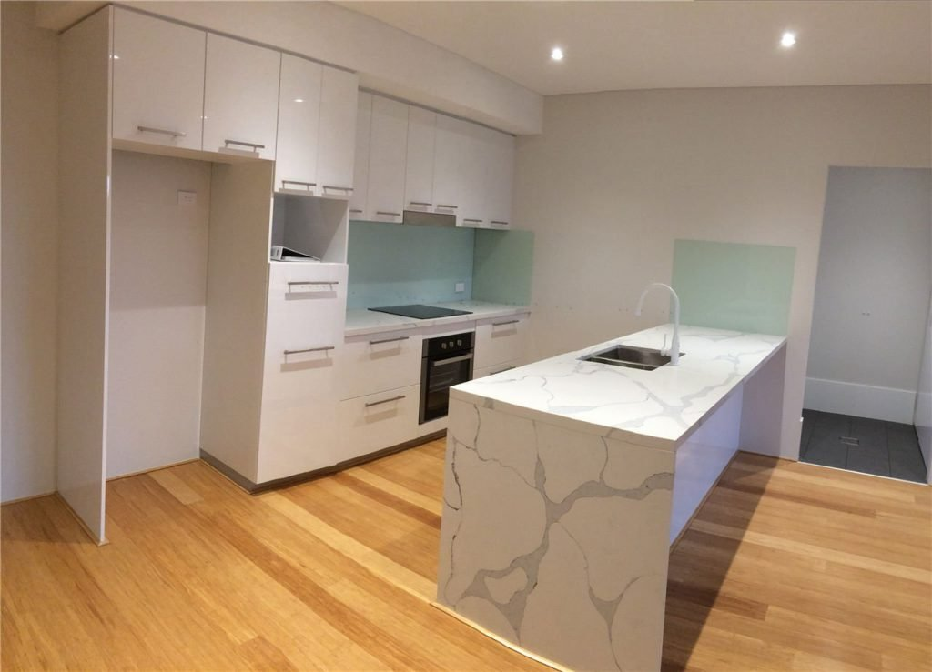 Australian(Perth) Full Custom Kitchen Cabinet Project-HKL Cabinet Project - 2