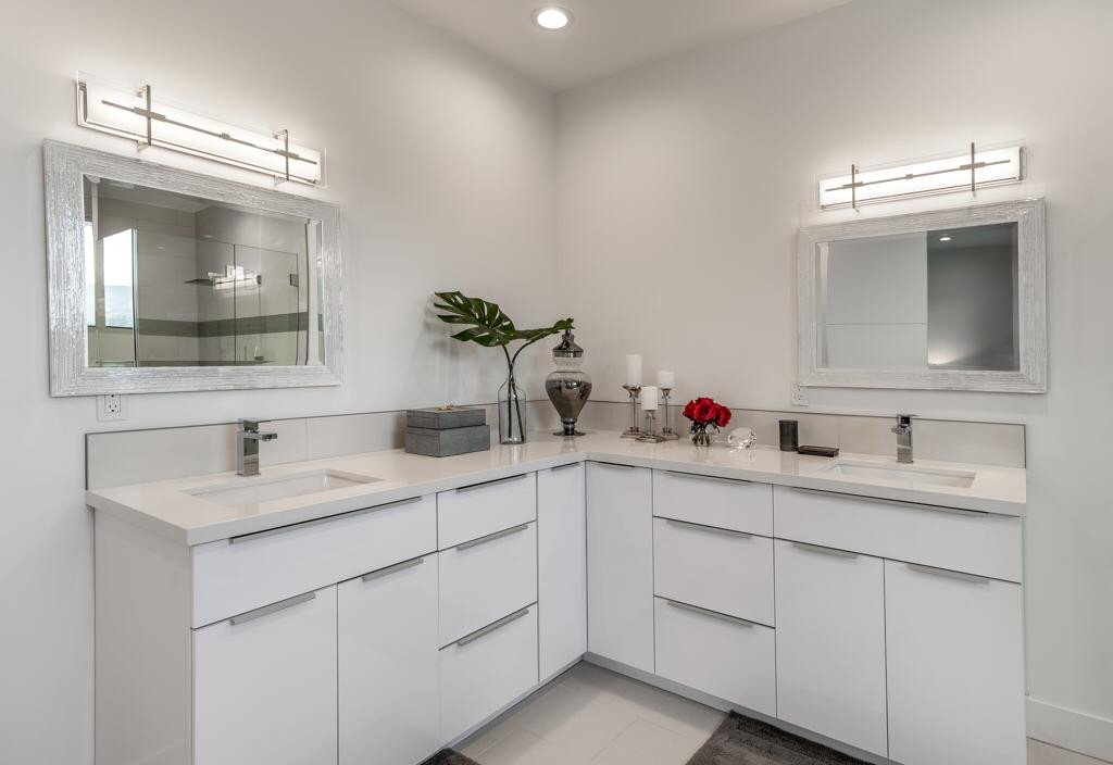 California Full Custom Kitchen Cabinet Project-VLA Cabinet Project - 4