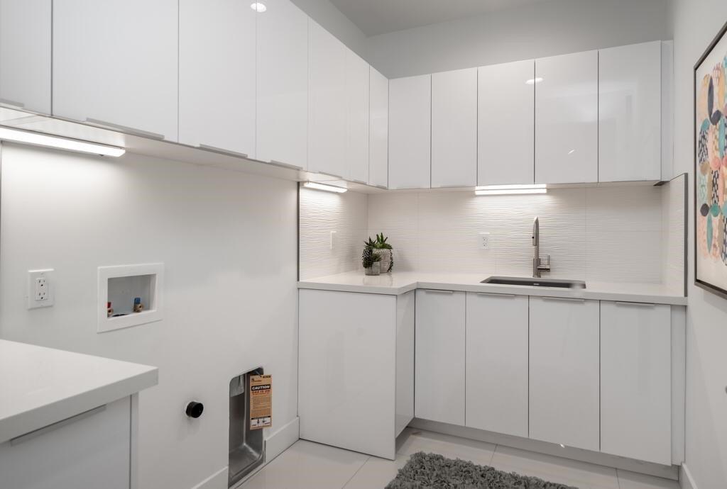 California Full Custom Kitchen Cabinet Project-VLA Cabinet Project - 5