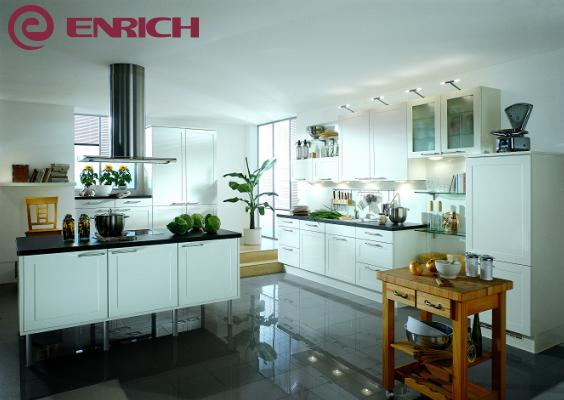 How To Reduce Kitchen Cabinets Deformation In Summer Cabinet Project - 1