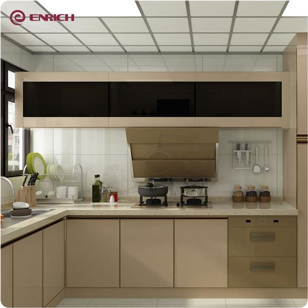 Various Kinds of Refreshing Home Kitchen Decoration Cabinet Project - 1