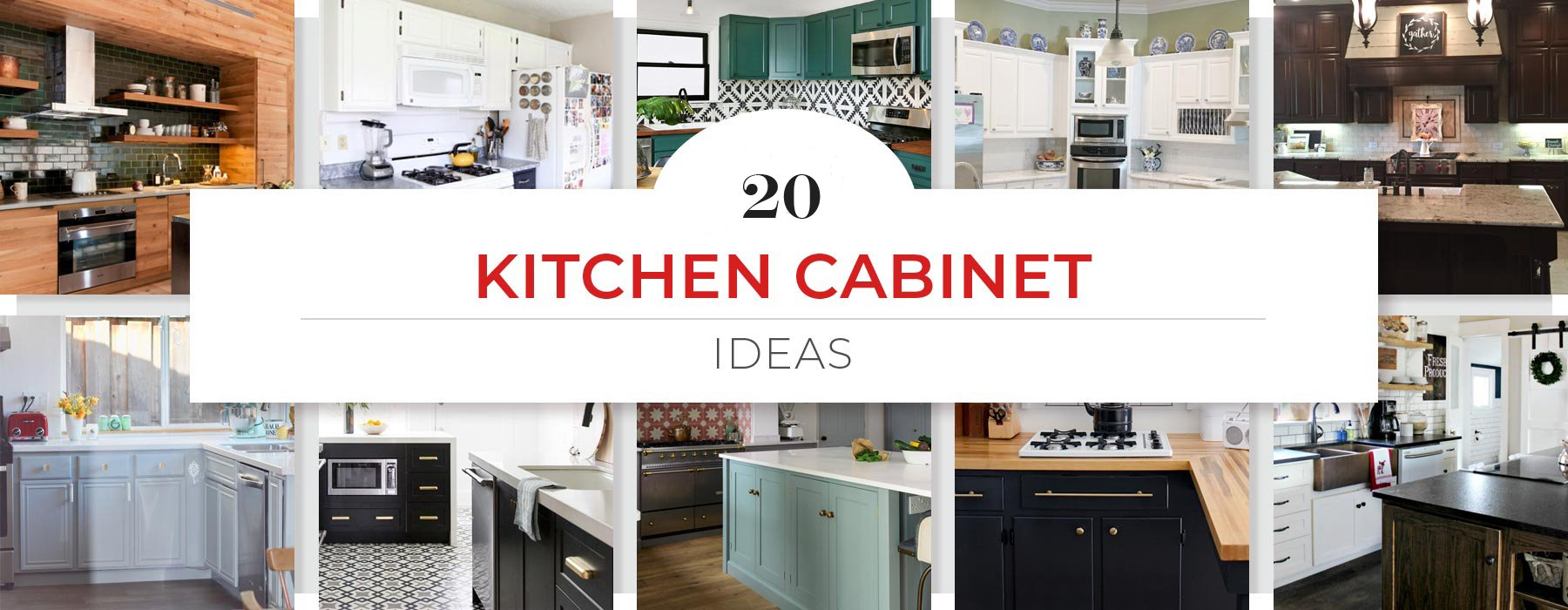 20 Latest Fascinating Kitchen Cupboard Ideas Cabinet Project - 1