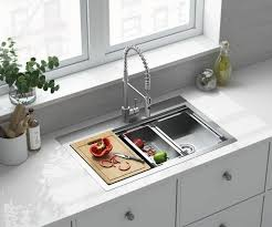 Picking The Shape And Mounting Your Kitchen Sink in 2020 Cabinet Project - 5