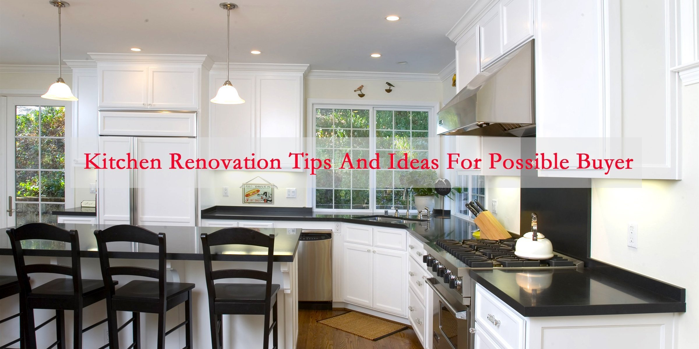 Kitchen Renovation Tips And Ideas For Possible Buyer in 2020 Cabinet Project - 1