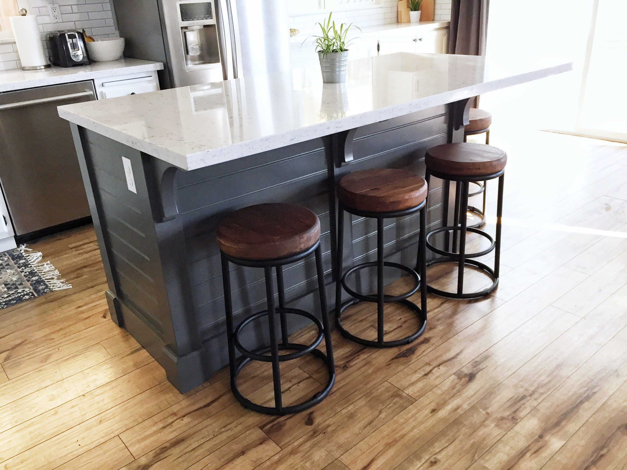 How to choose The Best Kitchen Island Designs in 2020 Cabinet Project - 2