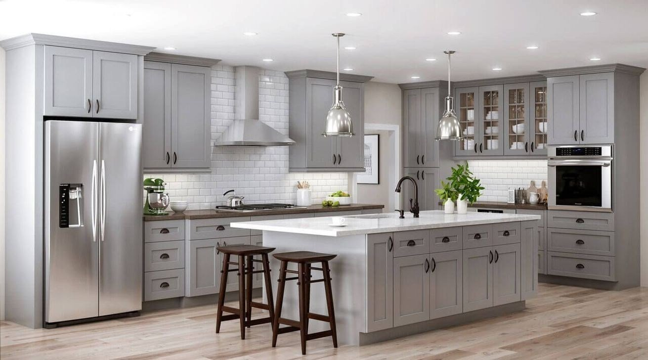 2020 Affordable and Easy Kitchen Cabinet Ideas Cabinet Project - 2