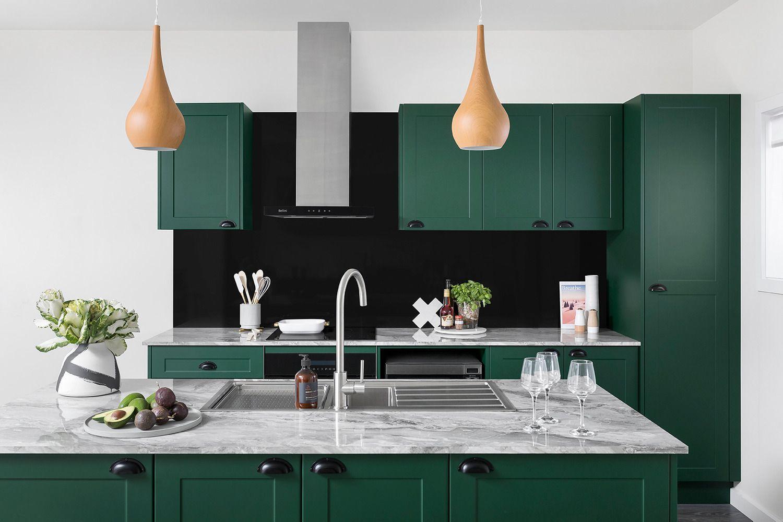 Renove os seus armários de cozinha de uma forma acessível! Projeto de Gabinete - 1