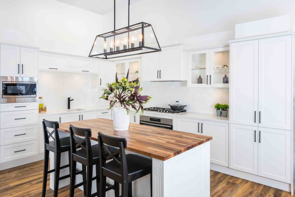 Brisbane Kitchen: la cocina moderna perfecta para tu gusto. Proyecto de gabinete - 1