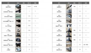Light Luxury Open Wardrobe With Aluminium Frame And Wooden Panels KP-LW-0003 Cabinet Project - 10