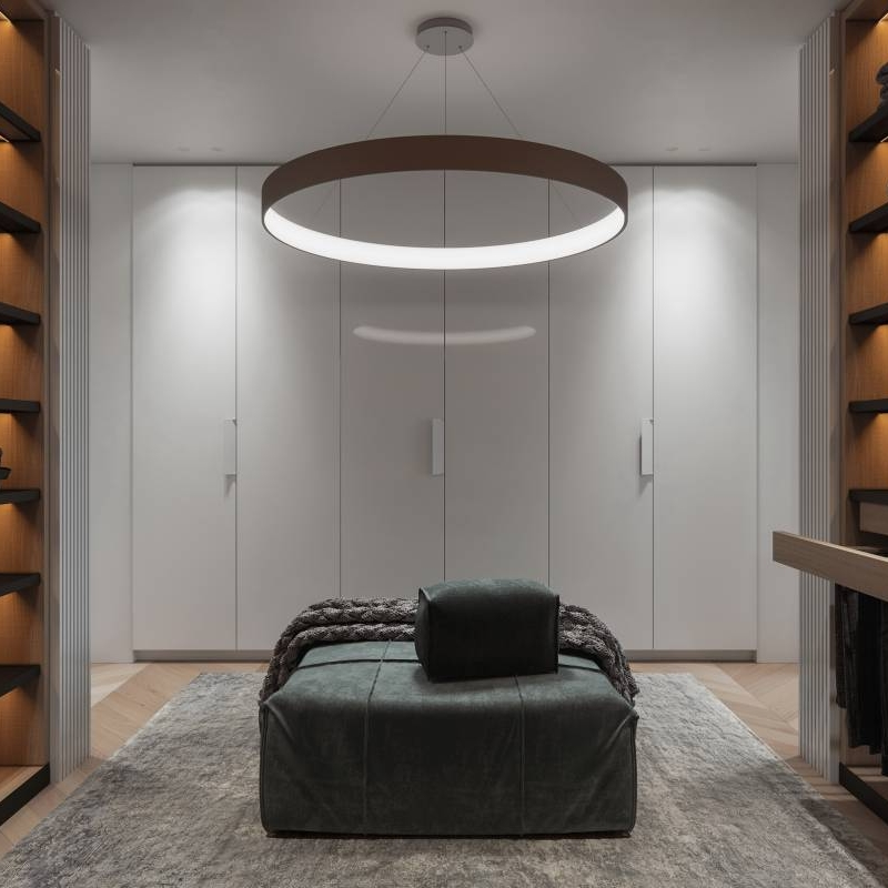 Open Closet Design For Coat That Works Cabinet Project - 5
