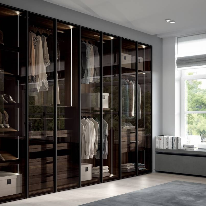 Maximize Shelf Space in Your Open Shelf Wardrobe Cabinet Project - 2