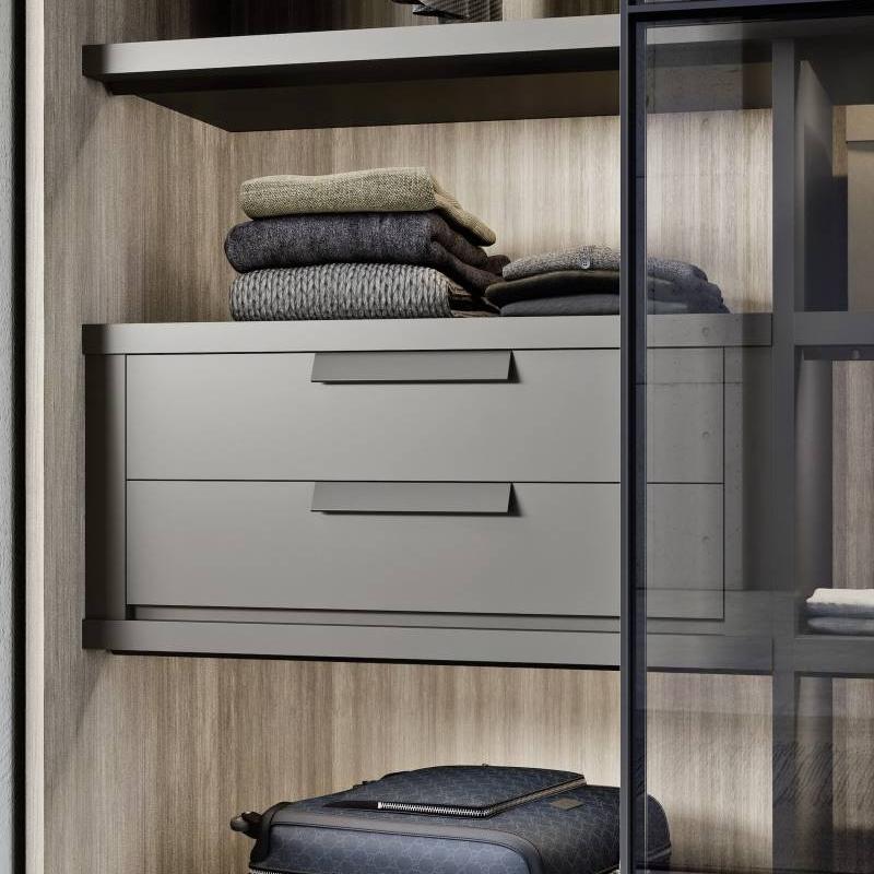 Maximize Shelf Space in Your Open Shelf Wardrobe Cabinet Project - 4