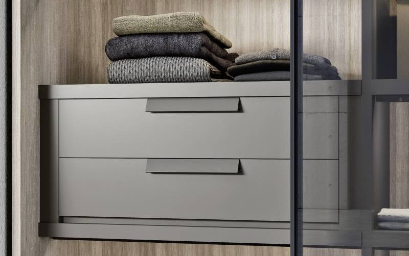 Maximize Shelf Space in Your Open Shelf Wardrobe Cabinet Project - 1