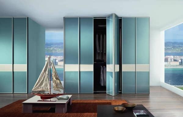Sliding Closet Doors Design Elements for enclosed wardrobe Revealed Cabinet Project - 4