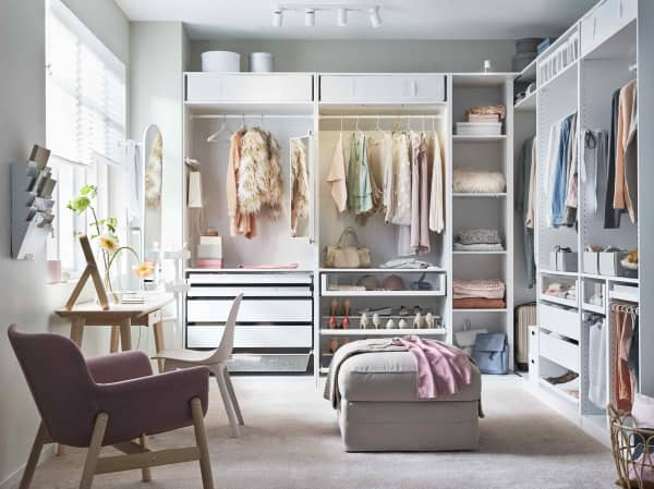 The important design of women's wardrobe Cabinet Project - 1