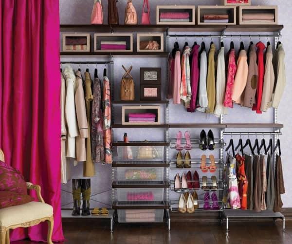 fashion wardrobes