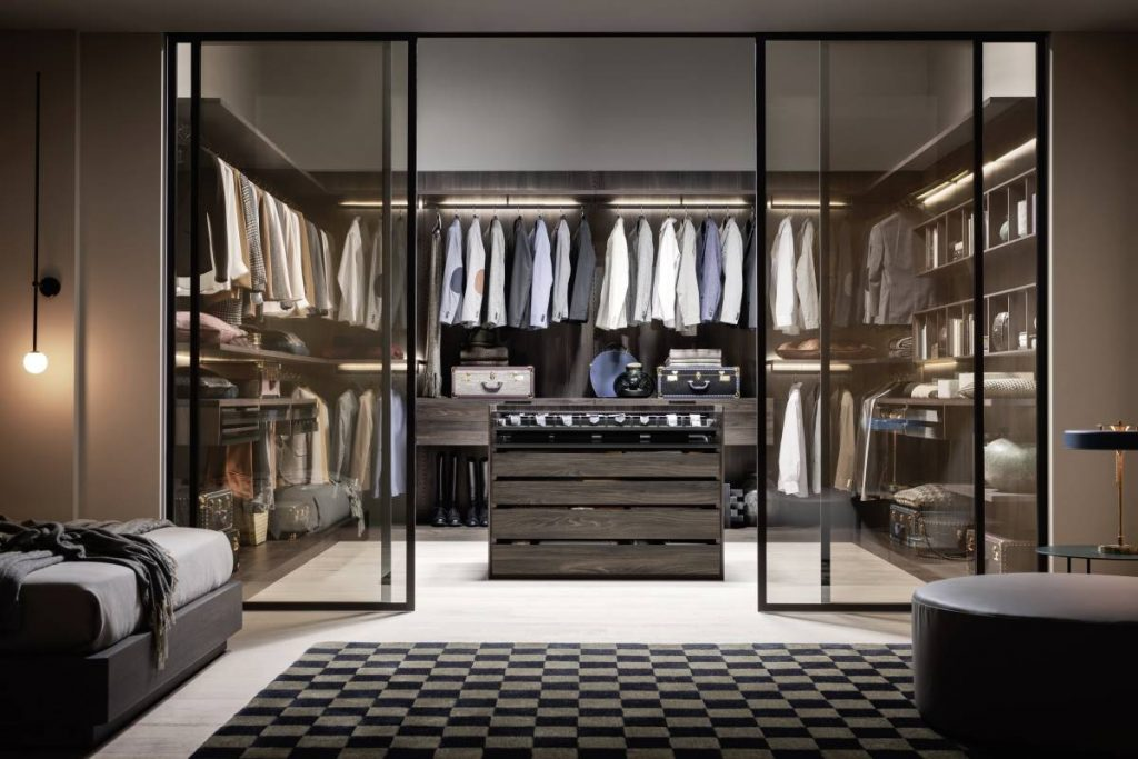 A few anecdotes about the modern wardrobe Cabinet Project - 2