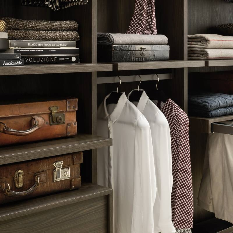 2021 Guide To Bedroom Storage With Walk-in Wardrobes Cabinet Project - 2
