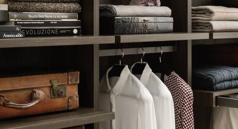 2021 Guide To Bedroom Storage With Walk-in Wardrobes Cabinet Project - 1