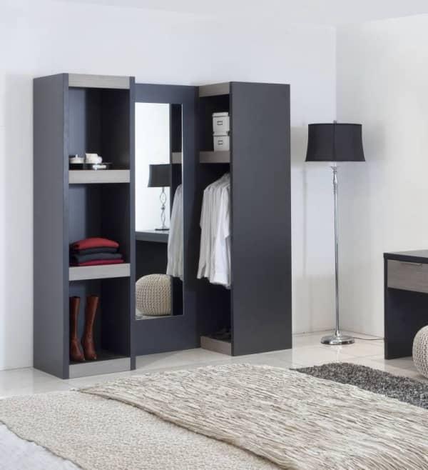 Tipos de guardarropas modernos que se adaptan a su estilo y durabilidad Proyecto de gabinete - 2