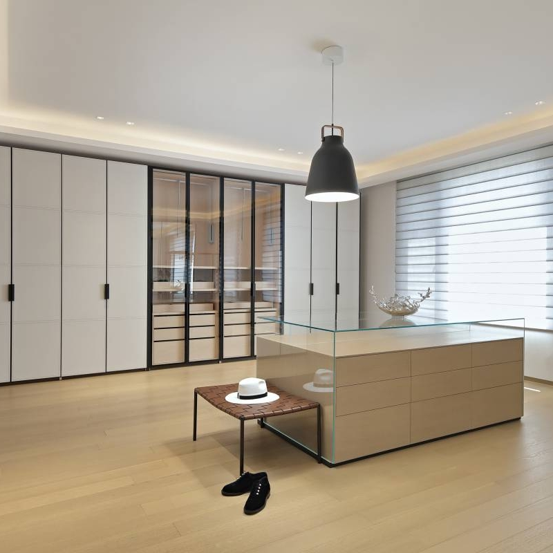 How to make a small room feel more extensive in 2021? Cabinet Project - 2