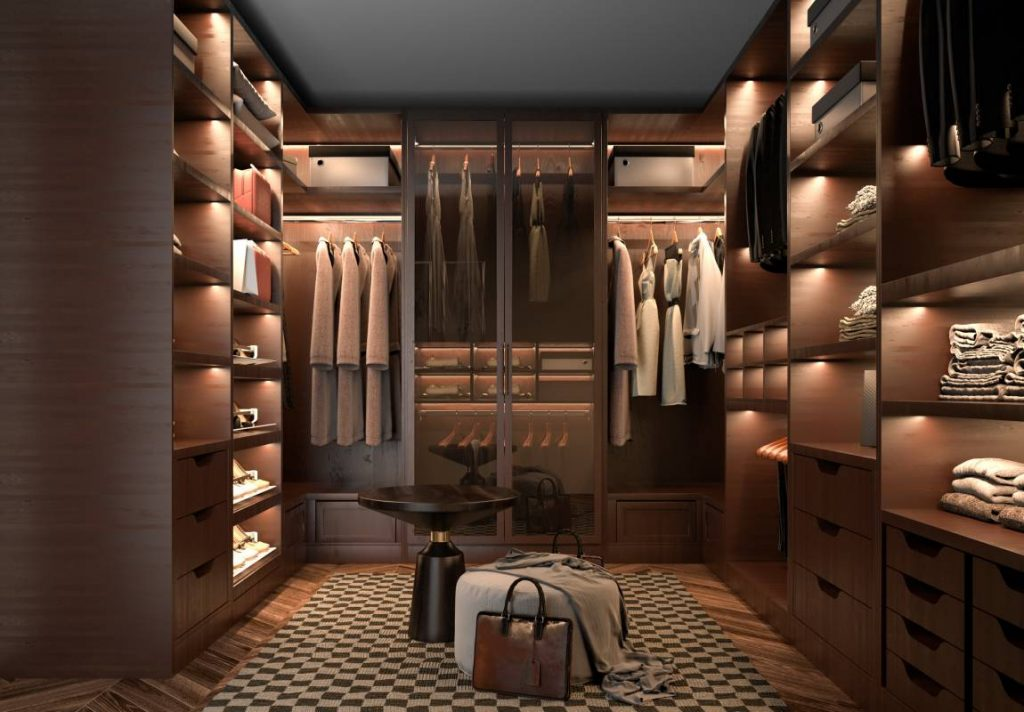 The Ultimate House Renovation: New Closets Cabinet Project - 4
