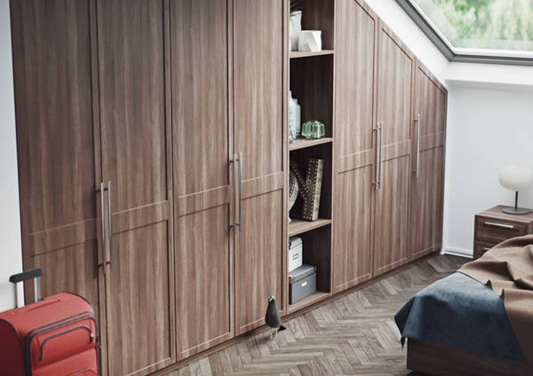 The Ultimate House Renovation: New Closets Cabinet Project - 1