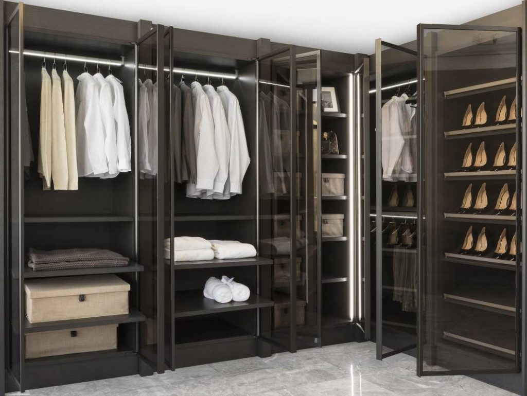 Closet Organizer System Provide A Wide Range Of Options Cabinet Project - 3