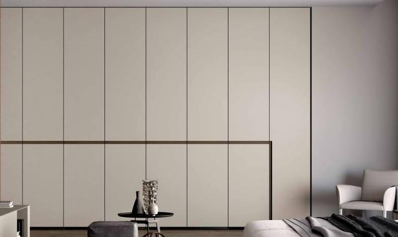 How to conceal bedroom wardrobe doors Cabinet Project - 8