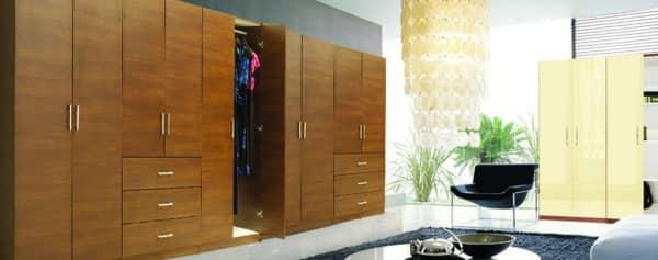 Sliding Closet Doors Design Elements for enclosed wardrobe Revealed Cabinet Project - 5