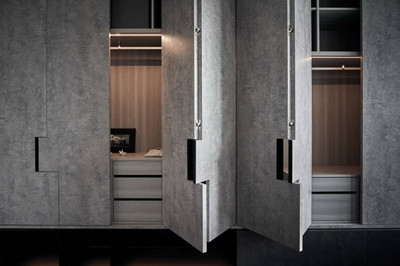 Here are some things to consider when buying a sliding closet door Cabinet Project - 11