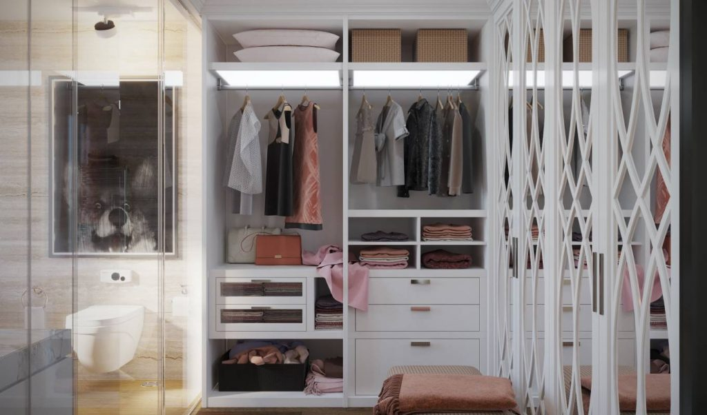 Six Strategies to Live Large in Small Spaces, Especially the Closet Cabinet Project - 5