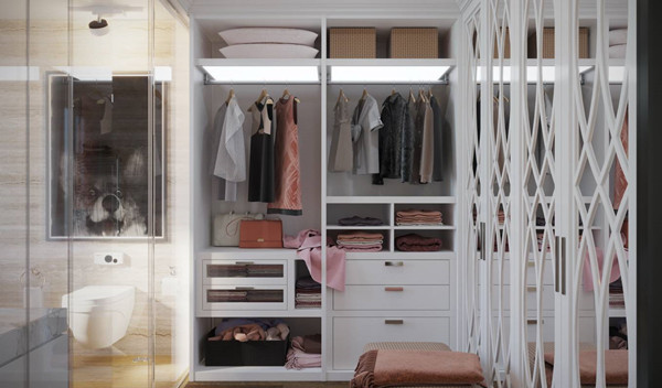 Six Strategies to Live Large in Small Spaces, Especially the Closet Cabinet Project - 2