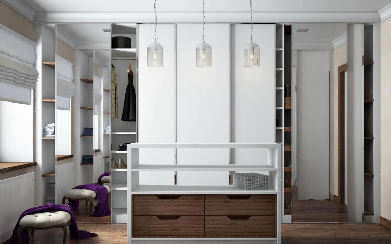 Customized-made wardrobes To Suit Any Area And Requirement Cabinet Project - 10