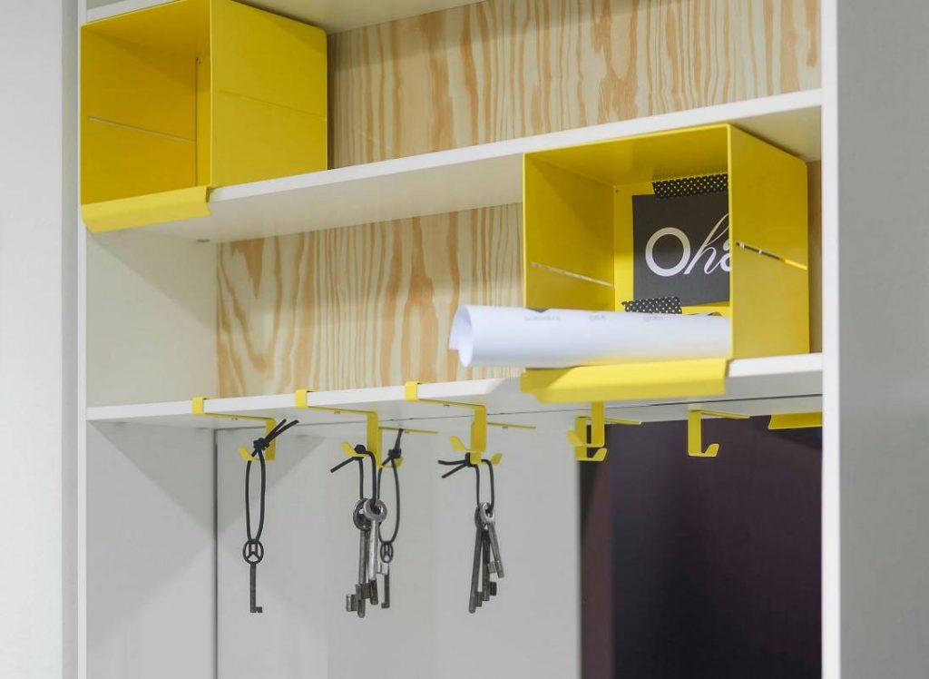 Information about Fitted Furniture and Custom Walk-In Closets Cabinet Project - 5
