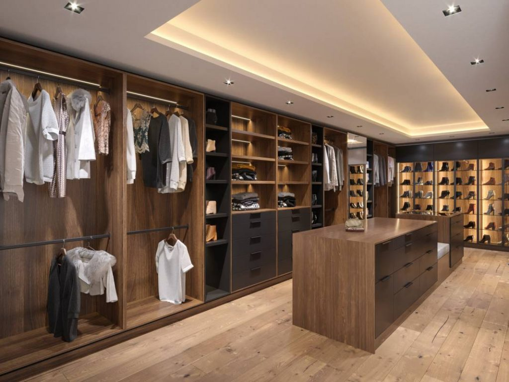 Cedar Hangers will keep your dream closet fresh Cabinet Project - 4