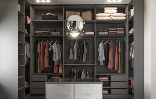 Wardrobe Planning: Organized Style Saves You Time and Money Cabinet Project - 1