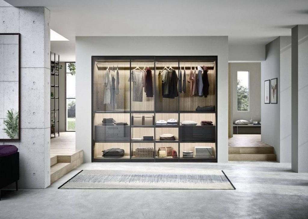 solid wardrobe