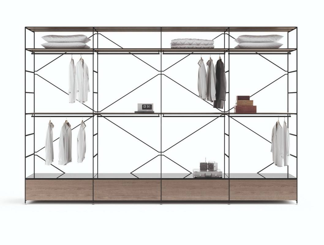 Wardrobe Planning - Building And Maintaining A Solid Wardrobe Cabinet Project - 2