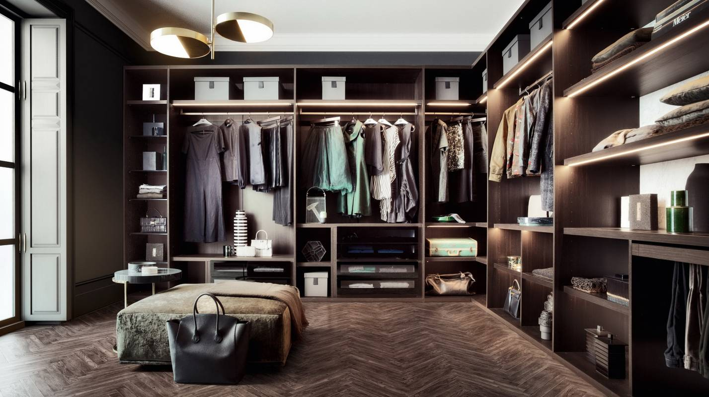 Fitted modern wardrobes Ideas Cabinet Project - 5